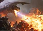 Shivan Fire - Magic the Gathering by 88grzes