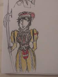 Tirolean Trooper by Neo-Castilian35