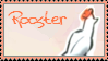 FB Zodiac: Rooster by KTstamps