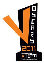 vOscars Logo by mapgie