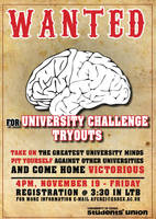 University Challenge by mapgie