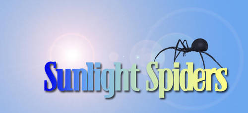 Banner for Sunlight Spiders by mapgie