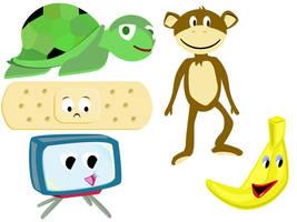 Animals 1 by mapgie