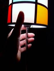 Lamp by mapgie
