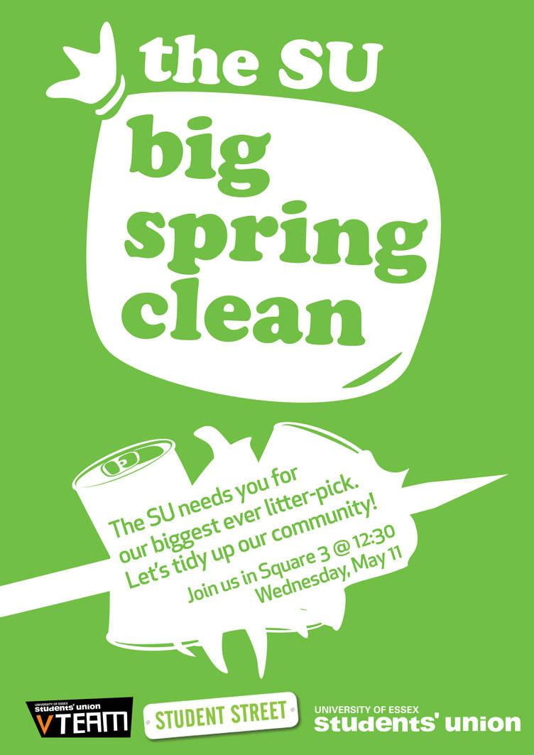 Big Spring Clean by mapgie