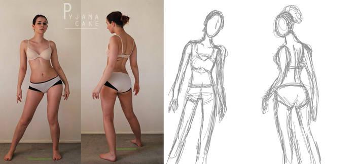 Learning sketch by mapgie