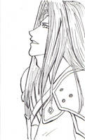Muse: Sephiroth by Elegant-Ruin