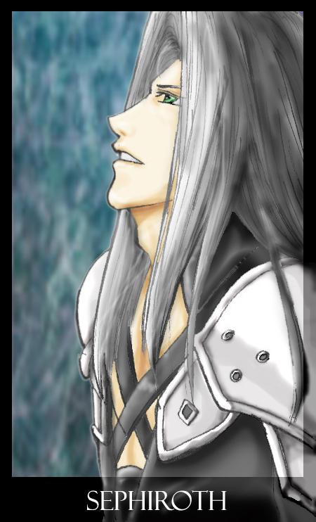 Sephiroth's Praise by Elegant-Ruin