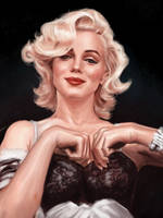 Marilyn by clc1997