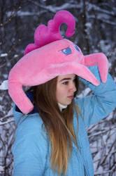 Wearable Pinke headcrab, final version by P0w3rPorco