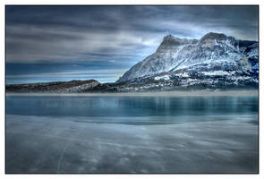 Waterton Frozen by NaujTheDragonfly