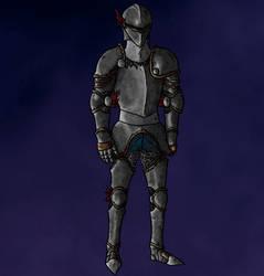 Gothic Armor by Yuri-Fagundes