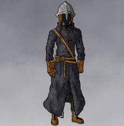 Nordic Gambeson by Yuri-Fagundes
