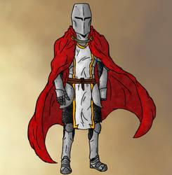 Templar Armor by Yuri-Fagundes