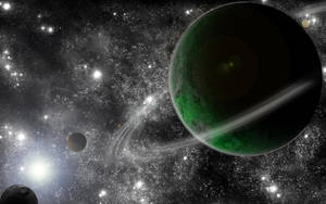 extrasolar planet by quells