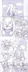 OMG KNUCKLES IS BIIG! by missyuna