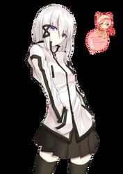 [Anime render] Zinnia Silane by kari10001