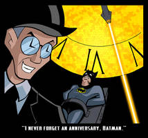 Clock King at 15 by Catomix