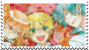 Pandora Hearts Stamp by ShizukAngel