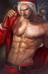 Santa Master 2016 by aenaluck