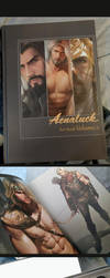 Artbook volume 2! by aenaluck