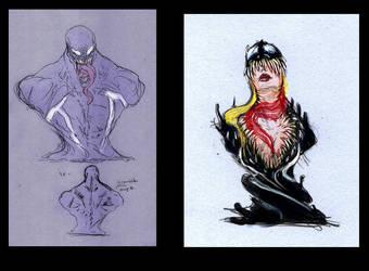 Venoms by redtrackz