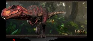 Tyrannosaurus Rex Class by Ikechi1