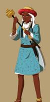 Queen Amina of Zaria by Ikechi1