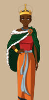 Queen Nzinga by Ikechi1