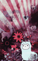 Llama-avie-for-chuckles by BachLynn23