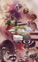Raccoon-avie-for-em by BachLynn23