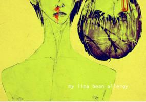 lima bean allergy by airahnn