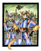 Swat Kats by Luna-89