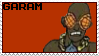 Jet Set Radio - Garam Stamp by The-Del-Bel
