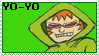 Jet Set Radio - Yo-Yo Stamp by The-Del-Bel