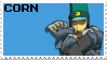Jet Set Radio Future - Corn Stamp by The-Del-Bel