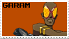 Jet Set Radio Future - Garam Stamp by The-Del-Bel
