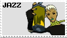 Jet Set Radio Future - Jazz Stamp by The-Del-Bel