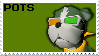 Jet Set Radio Future - Pots Stamp by The-Del-Bel