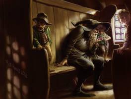 Small Talk - Nick Harris 2012 by Nickillus