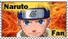 Naruto fan stamp by rJoyceyy