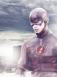 The Flash 2014 by berds