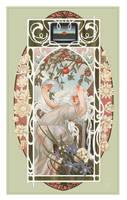 Apple Nouveau by Jacinthe