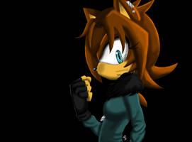 'I am Kail the Hedgehog.. by CurseoftheZodiac