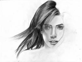 Eva Longoria - 50 percent done by jambaj0e