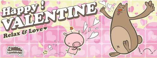 MonkiezGrove valentine theme by bananasjuice