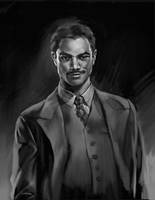 howard stark by gingin356