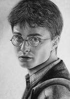 Harry Potter by LazzzyV