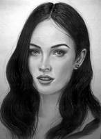 Megan Fox by LazzzyV