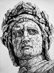 Dante Alighieri by LazzzyV